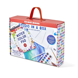 Estudio en una Caja (Studio in a Box)