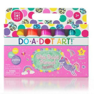 Marcadores Do a Dot (Packs de 5) - Distintos Colores