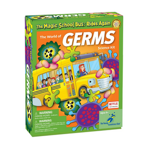 The World of Germs - El Autobús Mágico