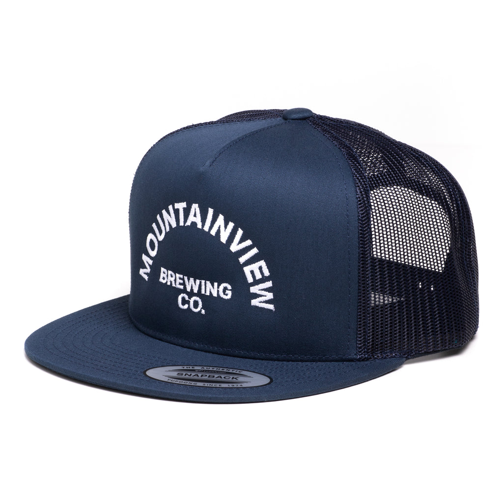 Navy Logo Hat