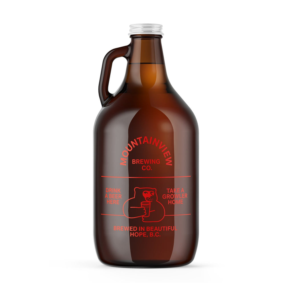 Growler Fill + NEW Growler
