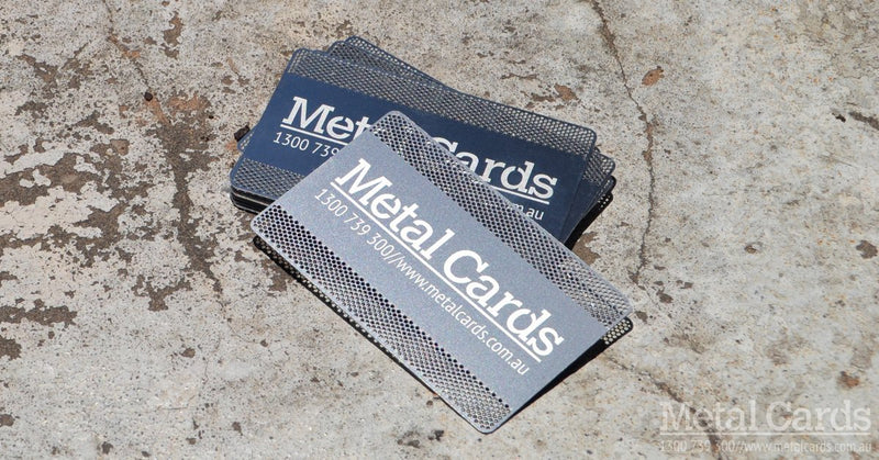 Business Card Mockups To Make You 100% Happy | Metal Cards Australia