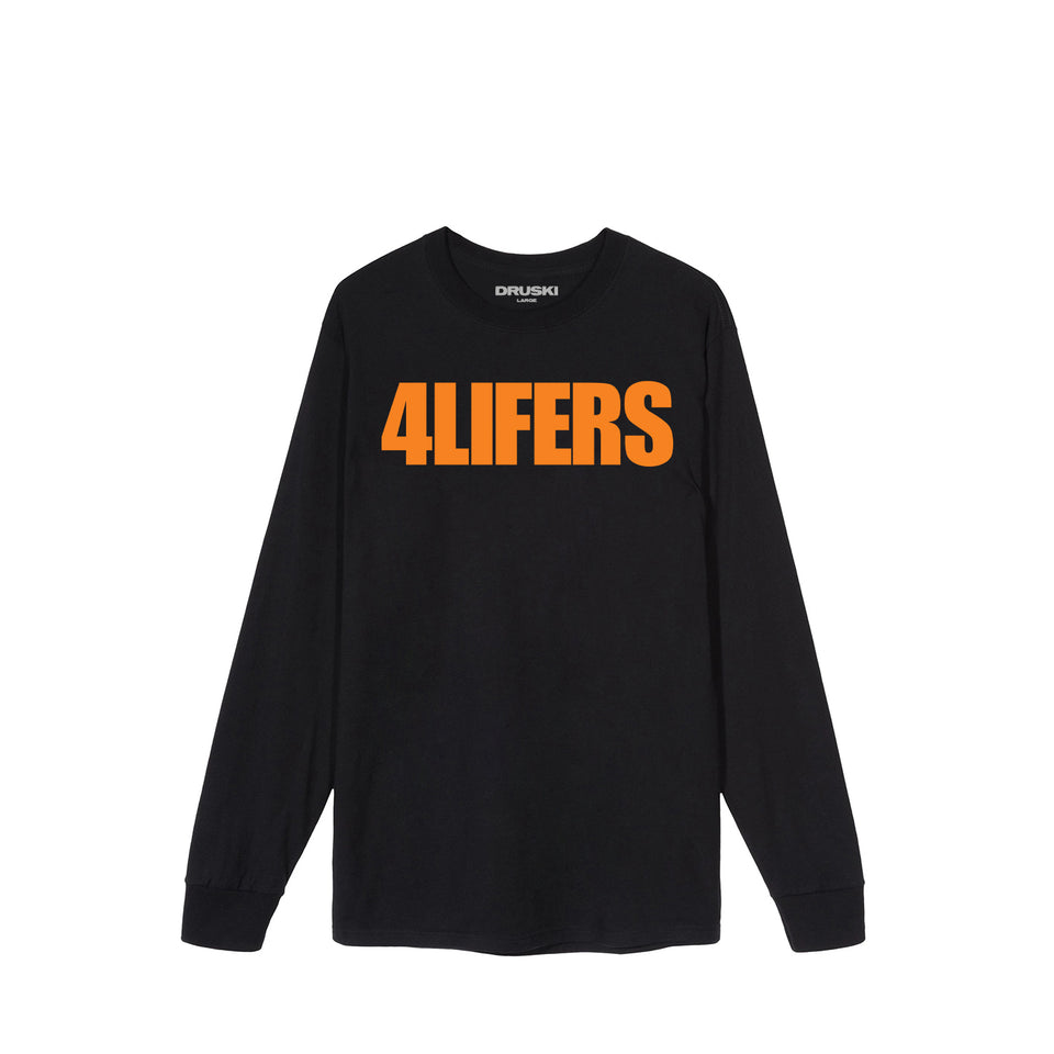 4LIFERS LONG SLEEVE TEE
