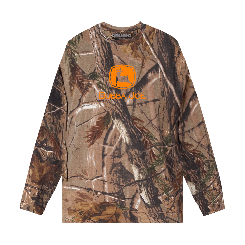 BUBBA JOE LONG SLEEVE TEE