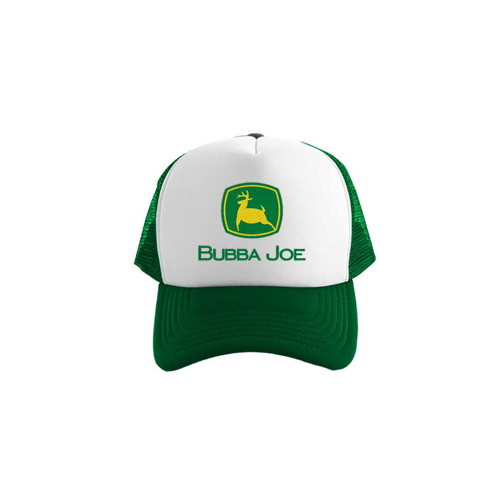 BUBBA JOE TRUCKER CAP