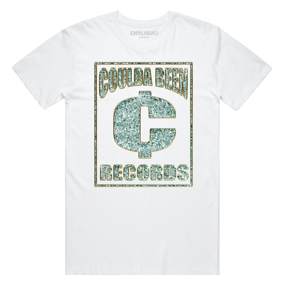 COULDA BEEN RECORDS TEE