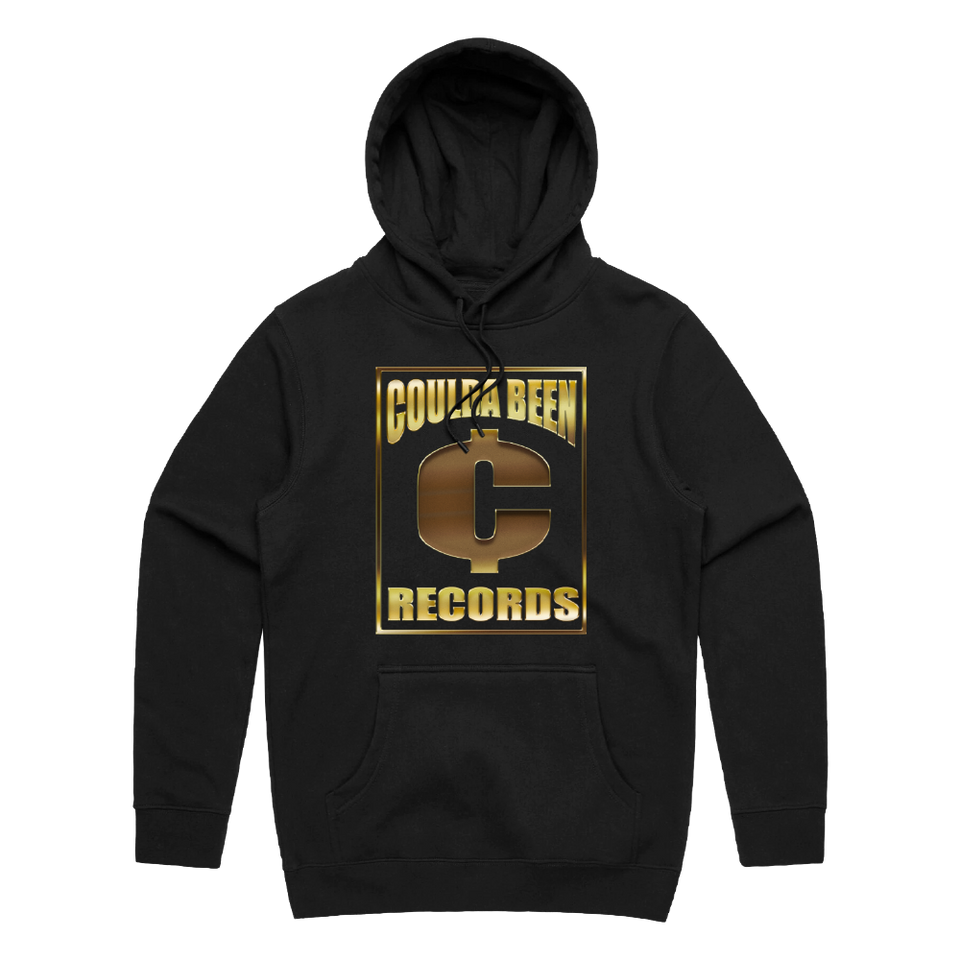 COULDA BEEN RECORDS HOODIE