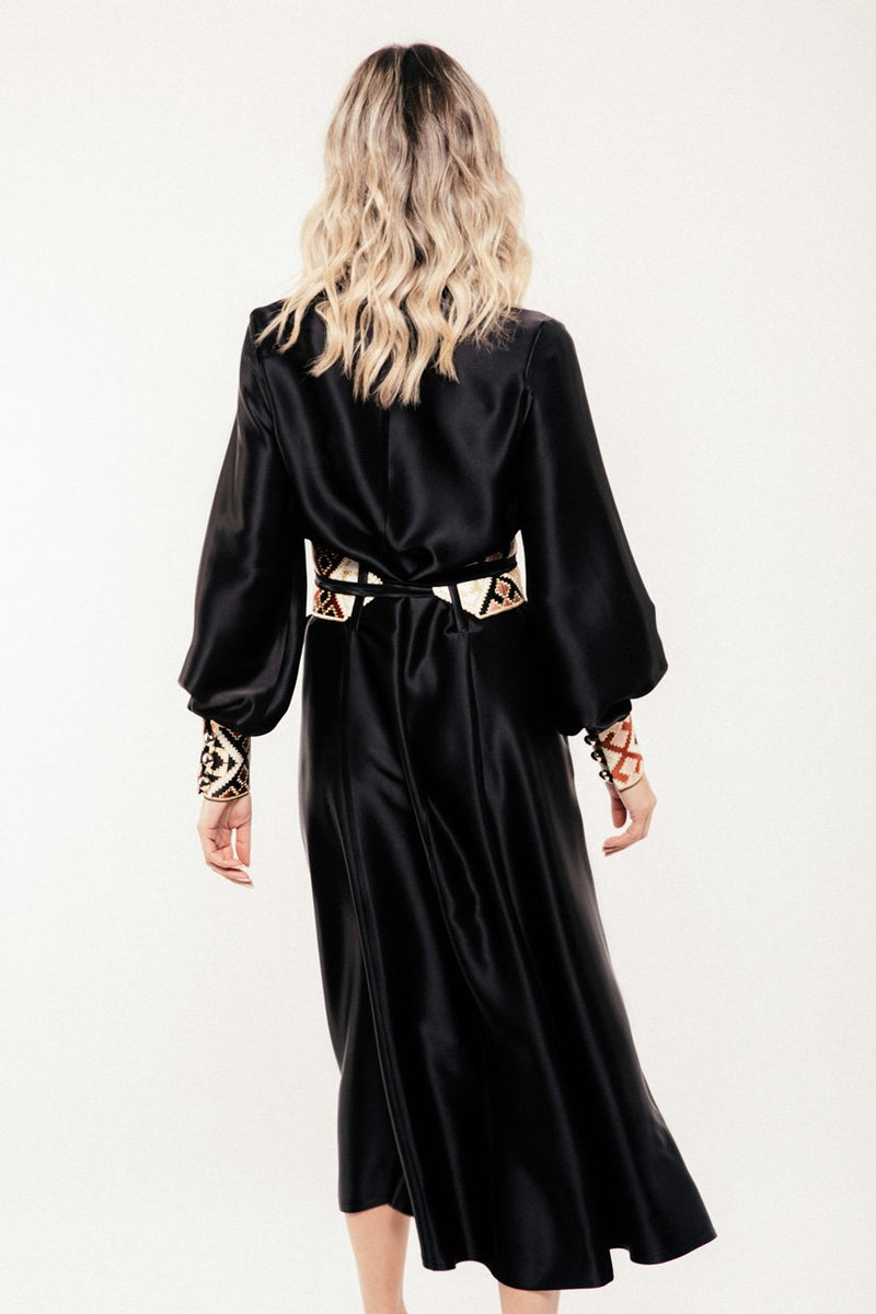 Isfahan Dress - Black