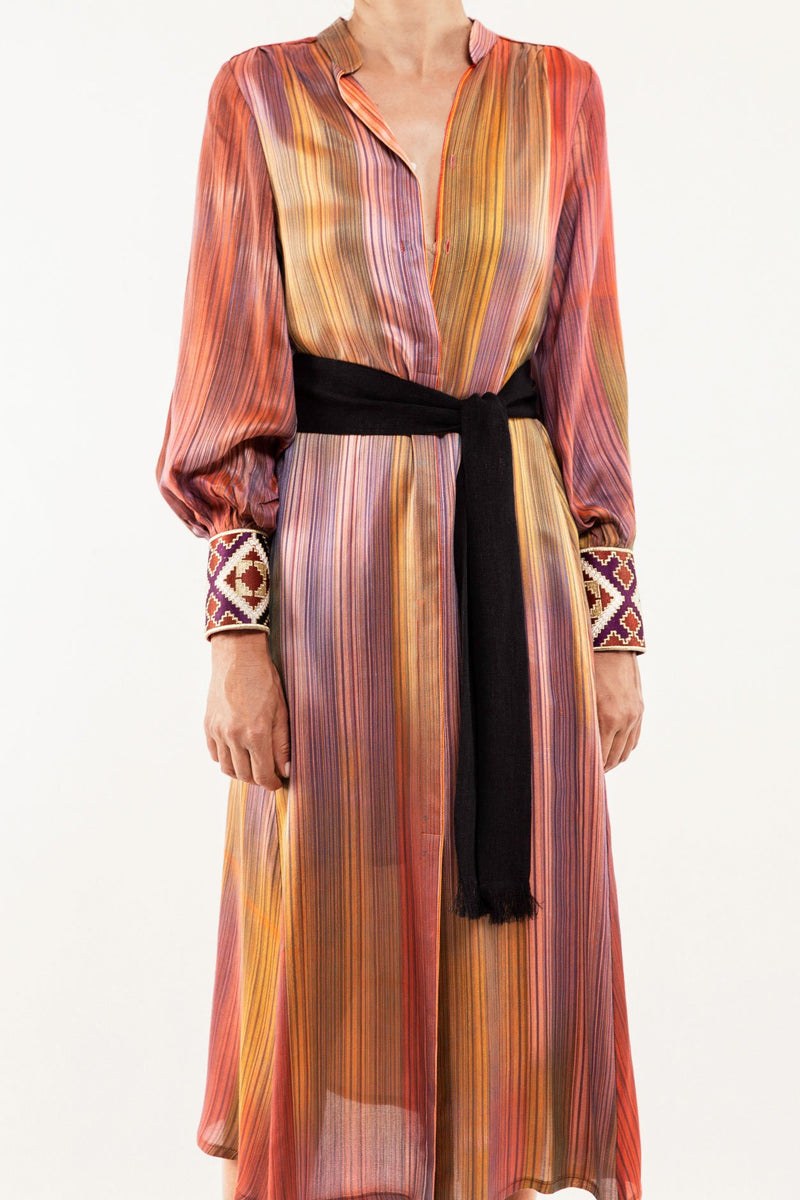 Darai Isfahan Dress- Pink Dress Rosewater House
