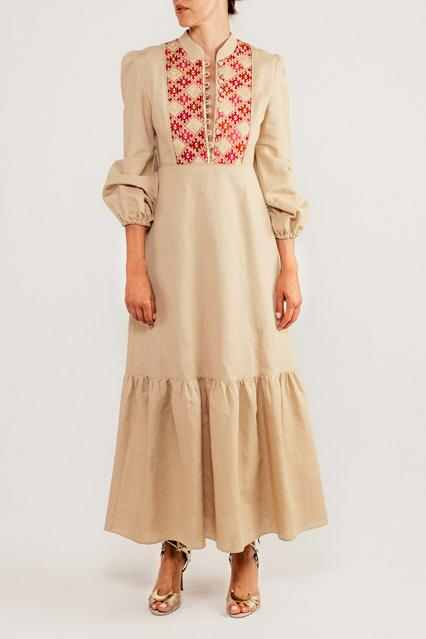 Gilan Dress - Pink Dress RoseWaterHouse