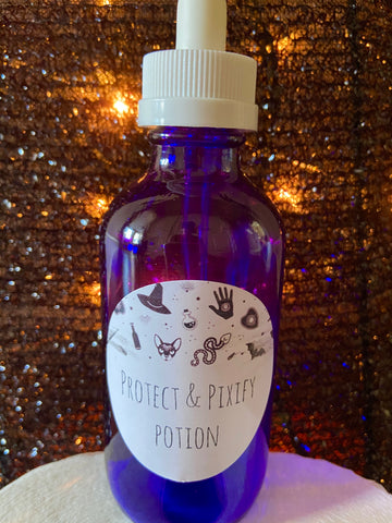 Protect and Pixify Potion