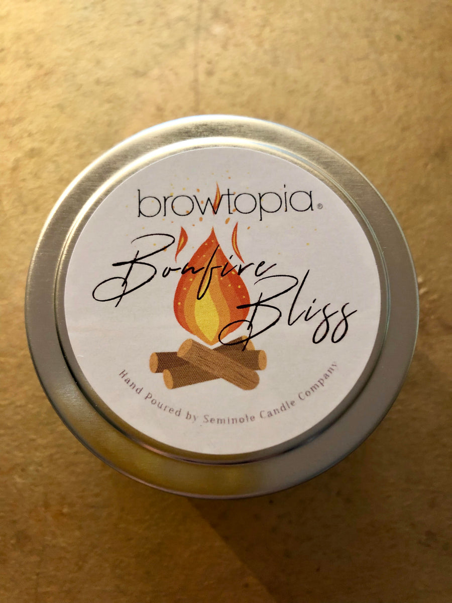 Bonfire Bliss Soy Candle