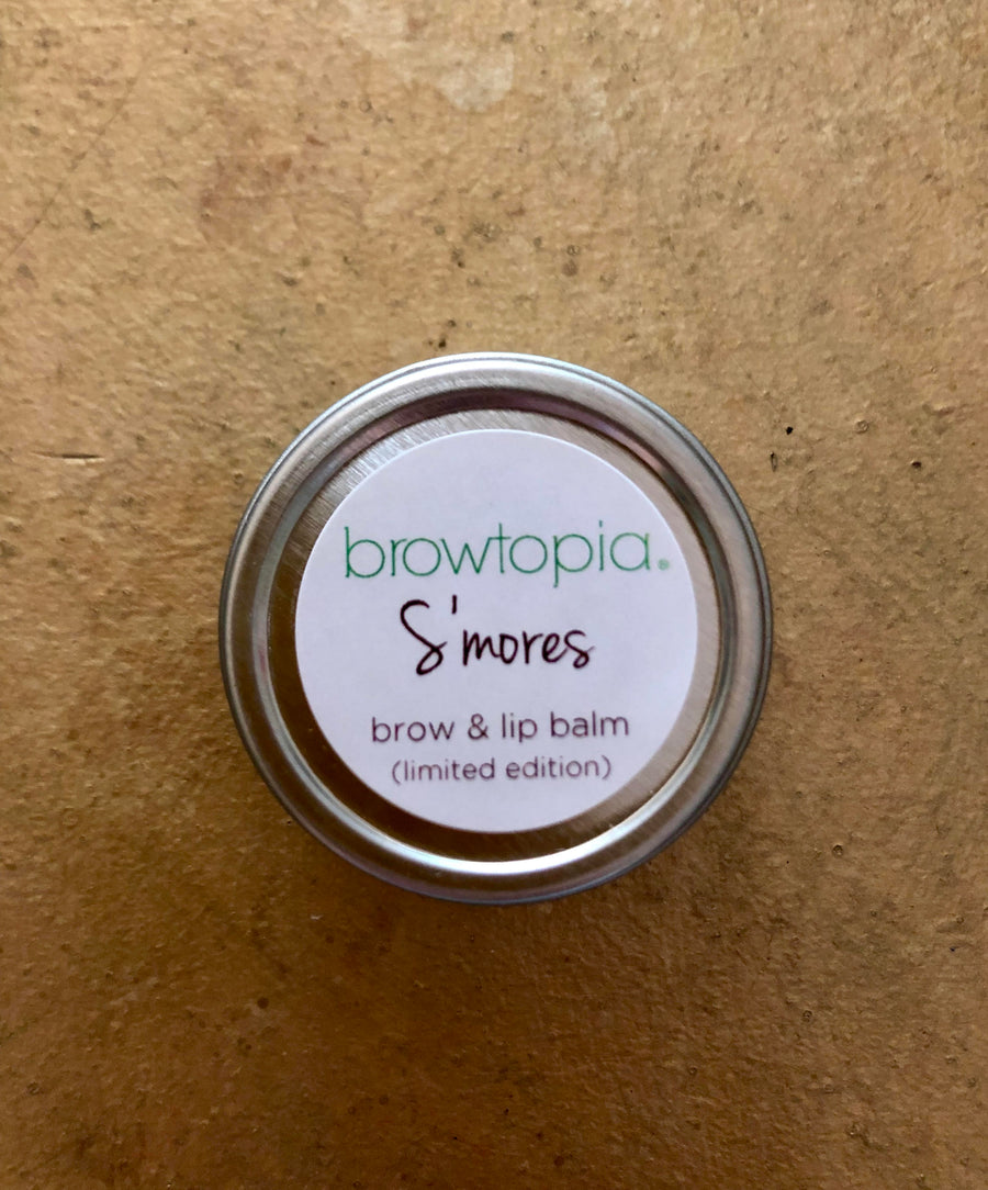 Browtopia® Limited Edition Brow and Lip Balm