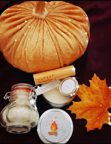 Bonfire Brow Bundle/ 🍁Bountiful Brow Blessings Box