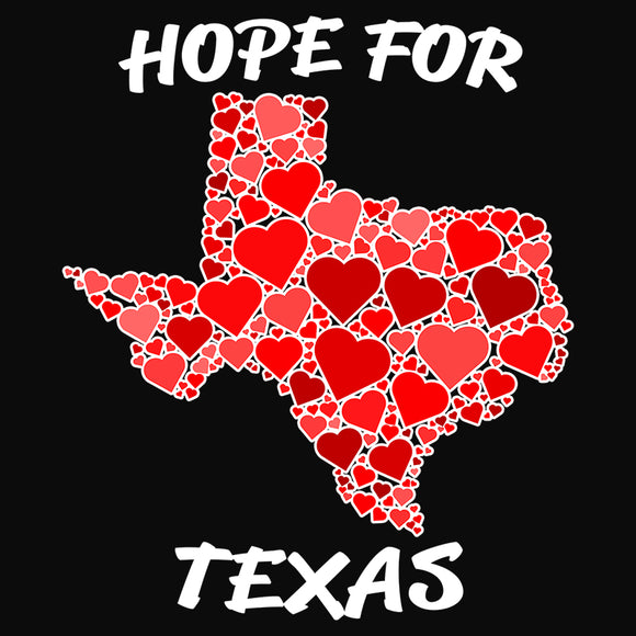 Hope for Texas - (DSN-11025)
