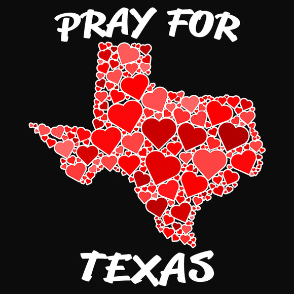 Pray for Texas - (DSN-11026)