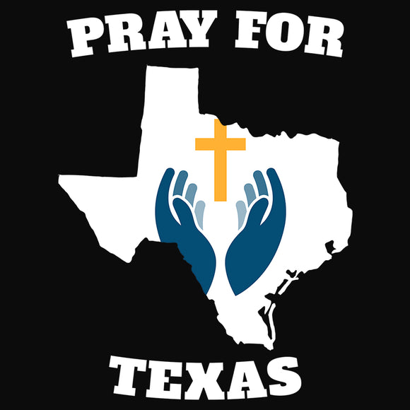 Pray for Texas Hands - (DSN-11029)