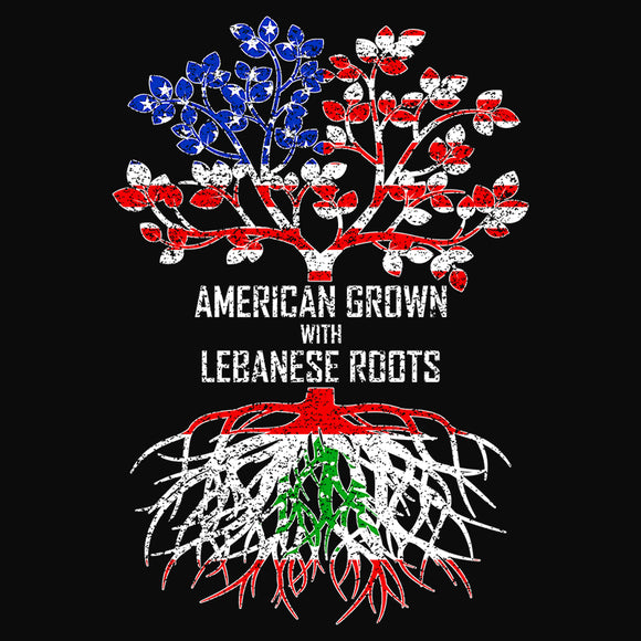 American Grown with Lebanese Roots - (DSN-11500)