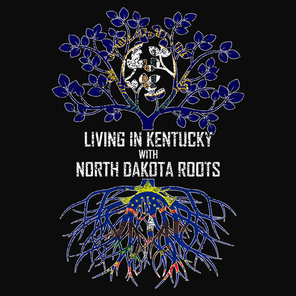 Living In Kentucky with North Dakota Roots - (DSN-13100)