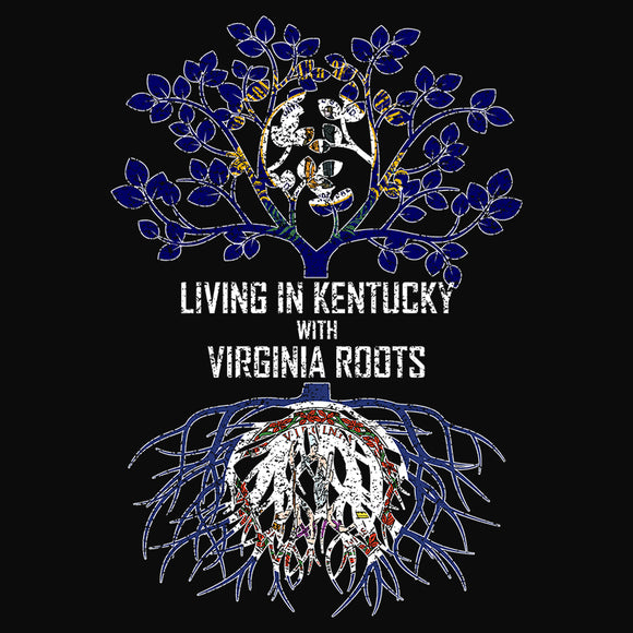 Living In Kentucky with Virginia Roots - (DSN-13112)