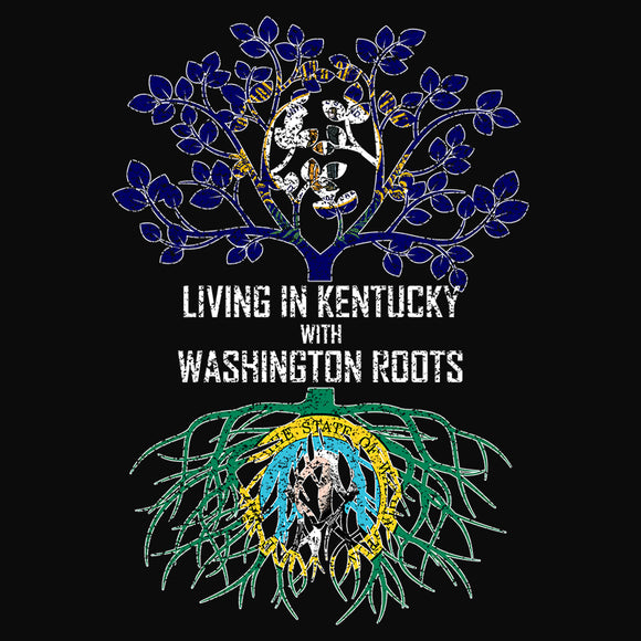 Living In Kentucky with Washington Roots - (DSN-13113)