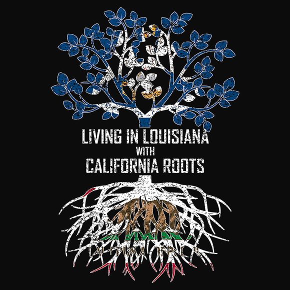 Living In Louisiana with California Roots - (DSN-13121)