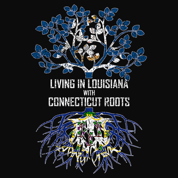 Living In Louisiana with Connecticut Roots - (DSN-13123)