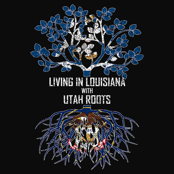 Living In Louisiana with Utah Roots - (DSN-13159)