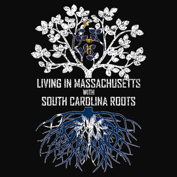 Living In Massachusetts with South Carolina Roots - (DSN-13302)