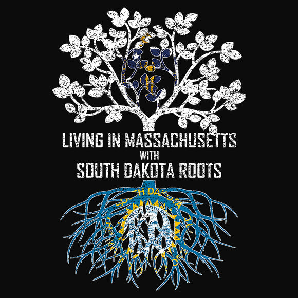 Living In Massachusetts with South Dakota Roots - (DSN-13303)