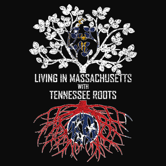 Living In Massachusetts with Tennessee Roots - (DSN-13304)
