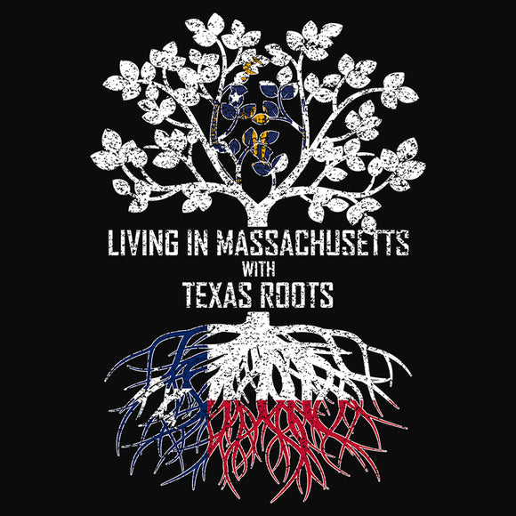 Living In Massachusetts with Texas Roots - (DSN-13305)