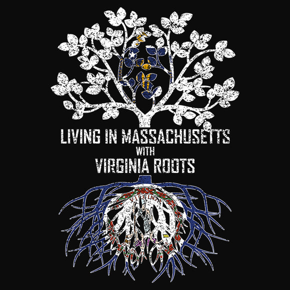 Living In Massachusetts with Virginia Roots - (DSN-13308)