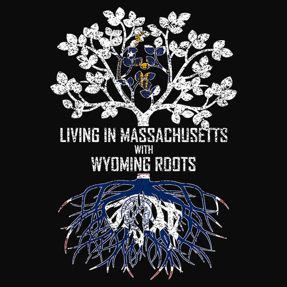 Living In Massachusetts with Wyoming Roots - (DSN-13312)