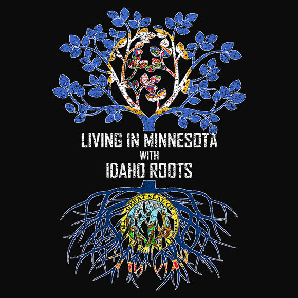 Living In Minnesota with Idaho Roots - (DSN-13373)
