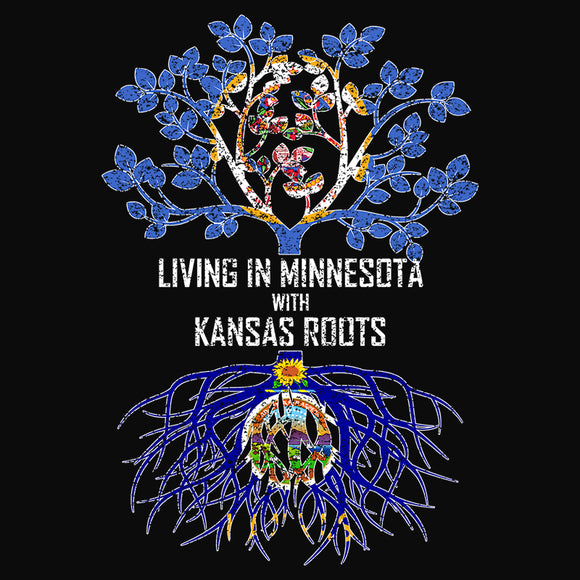 Living In Minnesota with Kansas Roots - (DSN-13377)