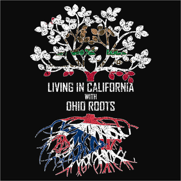 Living In California with Ohio Roots - (DSN-12513)