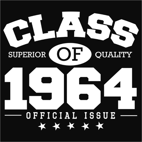 Class of 1964 - (DSN-10823)