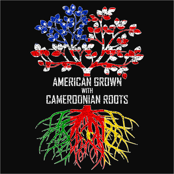 American Grown with Cameroonian Roots - (DSN-11414)