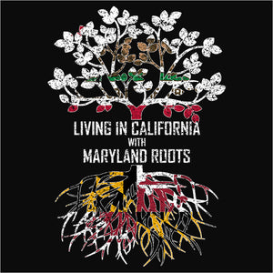 Living In California with Maryland Roots - (DSN-12498)