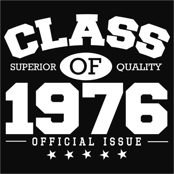 Class of 1976 - (DSN-10836)