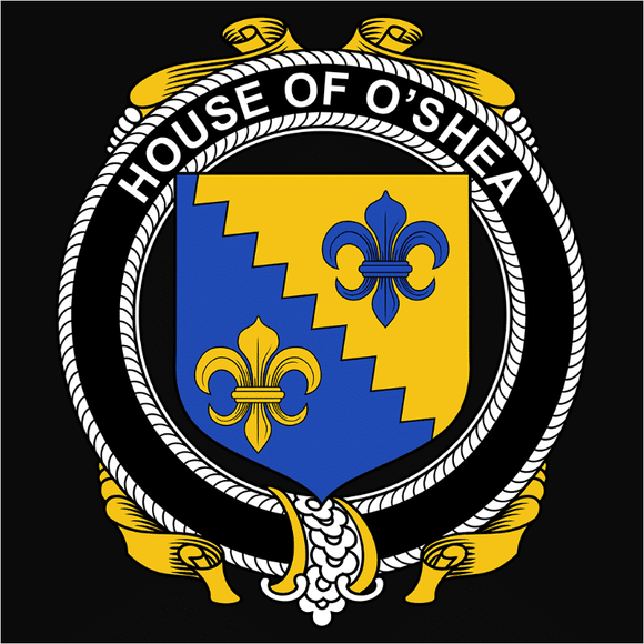 Irish House Heraldry O'Shea - (DSN-15489)
