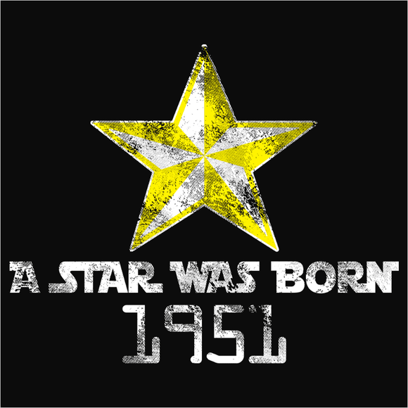 A Star Was Born 1951 - (DSN-10954)