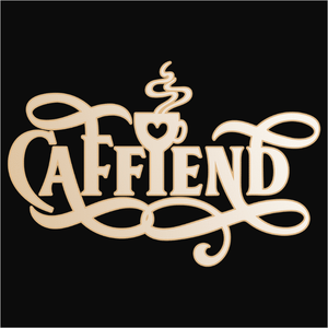 Caffiend Heart - (DSN-14881)