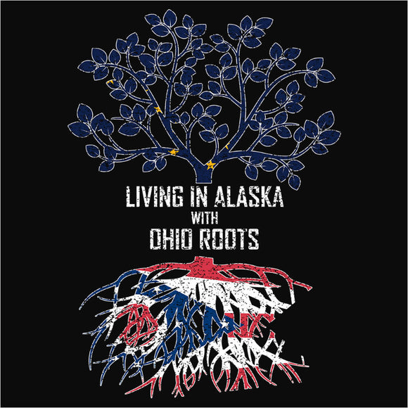 Living In Alaska with Ohio Roots - (DSN-12366)