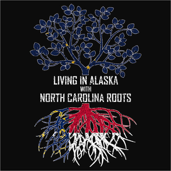 Living In Alaska with North Carolina Roots - (DSN-12364)