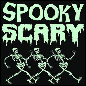 Spooky Scary Skeletons - (DSN-10928)