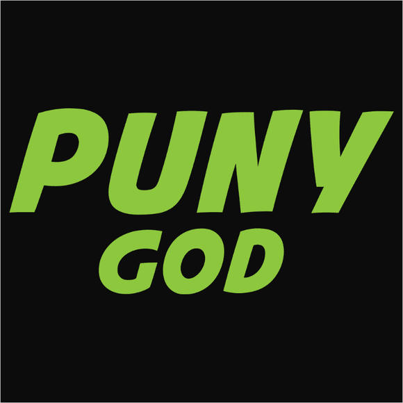 Puny God - (DSN-10330)