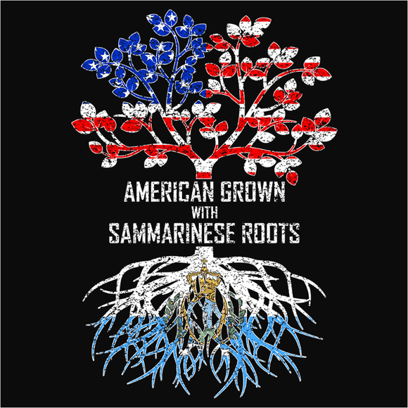 American Grown with Sammarinese Roots - (DSN-11570)