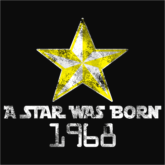 A Star Was Born 1968 - (DSN-10971)